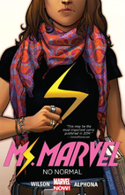 Ms. Marvel, Vol. 1: No Normal by G. Willow…
