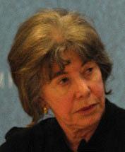 Author photo. Merle Lipton. Photo courtesy Chatham House.