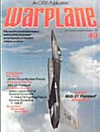 Warplane Volume 5 Issue 49 by Stan Morse
