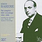 Complete HMV Recordings 1934-1936 by Simone…