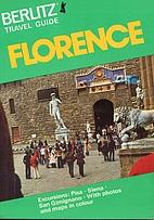 Berlitz Travel Guide : Florence by Berlitz…
