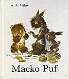Macko Puf (Winnie-the-Pooh) by A. A. Milne