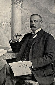 Author photo. <a href=&quot;http://en.wikipedia.org/wiki/File:F_Marion_Crawford.jpg&quot; rel=&quot;nofollow&quot; target=&quot;_top&quot;>http://en.wikipedia.org/wiki/File:F_Marion_Crawford.jpg</a>