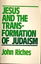 Jesus and the transformation of Judaism by…