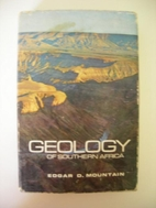 Geology of Southern Africa by Edgar D…