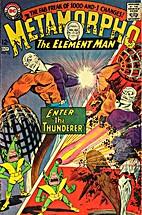 Metamorpho [1965] #14 by Bob Haney