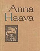 Anna Haava : [luuletused] by pseud. Anna…