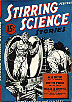 Stirring Science Stories, February 1941 by…