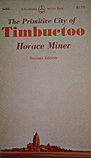 The primitive city of Timbuctoo by Horace…