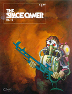 The Space Gamer 16 by C. Ben Ostrander