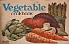 Vegetable Cookbook by Paul Mayer