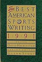 The Best American Sports Writing 1991 by…