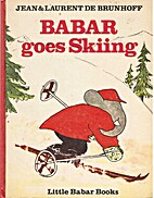 Babar Goes Skiing by Jean de Brunhoff
