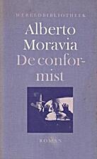 De conformist by Alberto Moravia