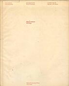 Writings by Philip C. Johnson