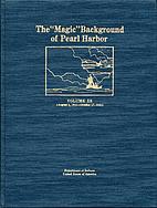 The Magic Background of Pearl Harbor III…