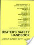 Boaters Safety Handbook by Robert Brown