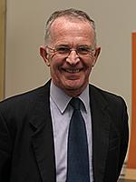 Author photo. Andrew S. Goudie [credit: University of Oxford]
