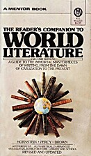 The Reader's Companion to World Literature