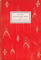 Die deutsche Seele der rheinischen Gotik by…