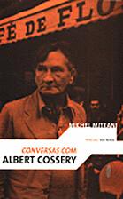 Conversas com Albert Cossery by Michel…