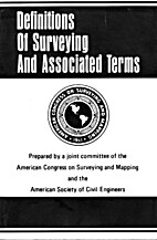 Definitions of surveying and associated…