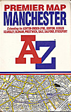 Manchester and Salford A-Z Premier Street…