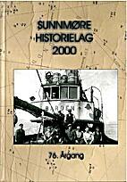 Tidsskrift for Sunnmøre historielag 2002 by…