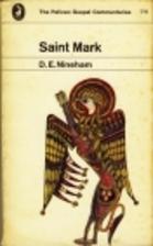 Saint Mark by D. E. Nineham