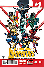 New Warriors (Vol. 4) #1: The Kids Are All…