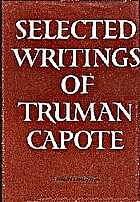 Selected Writings of Truman Capote by Truman…
