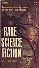 Rare Science Fiction by Ivan Howard