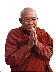 Author photo. Sayadaw U Rewata Dhamma (Photo from the Buddhist web blog <a href=&quot;http://folhasnocaminho.blogspot.com.au/2010_09_01_archive.html&quot; rel=&quot;nofollow&quot; target=&quot;_top&quot;>&quot;Leaves on the Way&quot;</a>)