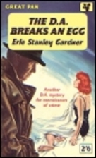 The D.A. Breaks an Egg by Erle Stanley…