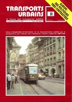 Transports Urbains n° 81 by Alain Sutter