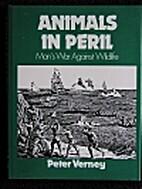 Animals in peril : man's war against…