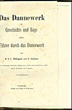 Das Dannewerk in Geschichte und Sage : nebst…