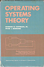 Operating Systems Theory (Prentice-Hall…