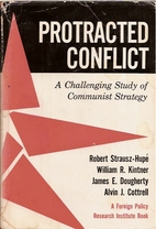Protracted Conflict: A Challenging Study of…