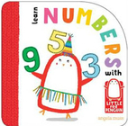 Little Red Penguin Numbers by Angela Muss