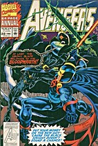 THE AVENGERS ANNUAL #22, 1993 (Volume 1) by…
