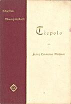 Tiepolo by Franz Hermann Meissner