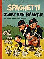 Spaghetti, 01: zoekt een baantje by René…