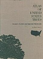 Atlas of United States trees, Volume 2.…