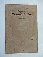 Corporal Desmond T. Doss.