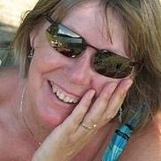 Author photo. Antje Burke