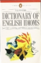 The Penguin Dictionary of English Idioms by…