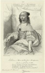 Author photo. Anne-Marie-Louise d'Orléans, duchesse de Montpensier; Courtesy of the NYPL Digital Gallery (image use requires permission from the New York Public Library)