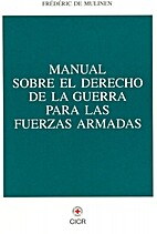 Manual sobre el derecho de la guerra para…