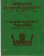 Charlemagne's Paladins by Ken Rolston